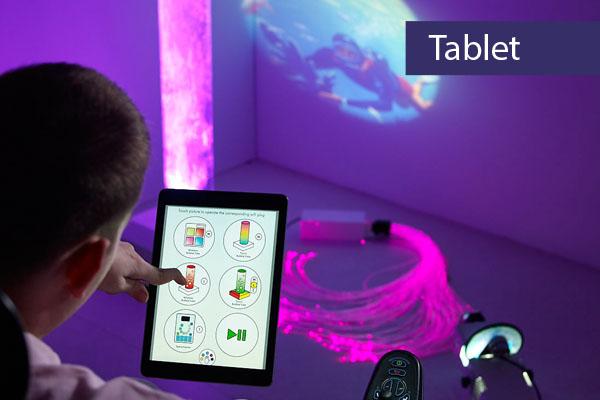 Sensory Room Controls - Tablets
