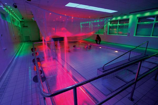 Sensory Swimming Pools