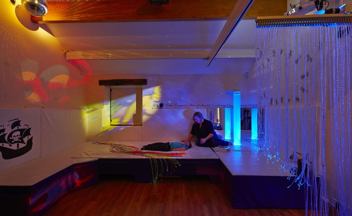 Sensory Room Zac Hall