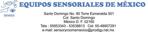 Equipos Sensoriales de Mexico